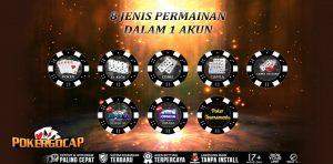 Semua Permainan Dalam 1 Akun | Pokergocap.net