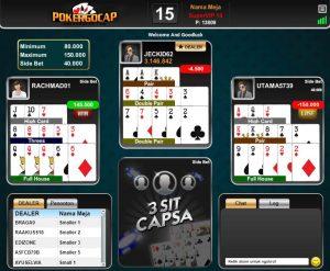 Cara Bermain Capsa Susun | PokerGocap.net