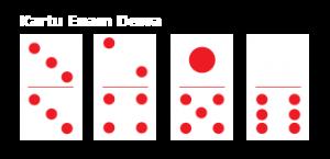Kartu enam dewa | Pokergocap.net