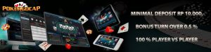 Situs Poker Online | Agen Poker Online | Bandar Ceme - PokerGocap