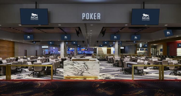 MGM Poker | Bandar Ceme Online