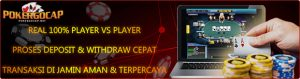 Situs Poker Online Terpercaya | PokerGocap.com