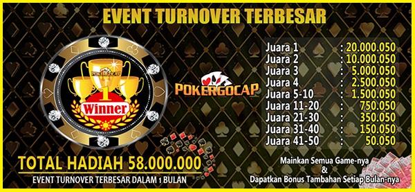 Event Agen Poker Terpercaya