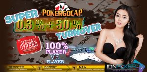 Promo Turn Over September - Poker Online