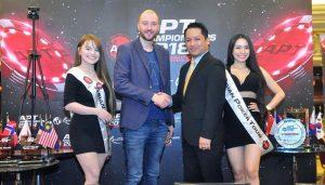 Bandar Ceme - Asian Poker Tour bermitra dengan CoinPoker
