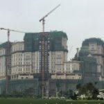 Poker Online - Istana Grand Lisboa yang dalam konstruksi tidak Rusak oleh Topan