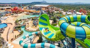 Super 10 - Jeju Shinhwa World akan debut fasilitas Shinhwa Waterpark