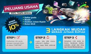 Poker Online Indonesia Referral