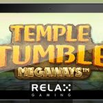 Superten - Relax Gaming Mengumumkan Game Slot Temple Tumble