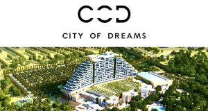 Poker Online - City of Dreams Mediterranean Meluncurkan Konstruksi