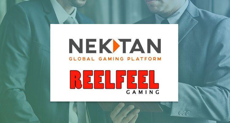 Poker Online - Nektan Mencetak Kesepakatan Kemitraan Baru Dengan ReelFeel
