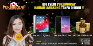 Promo Poker Online Indonesia