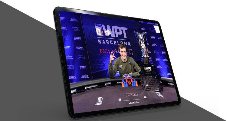 Poker Online - Kemenangan Main Event Vitalijs Zavorotnijs di WPT Barcelona