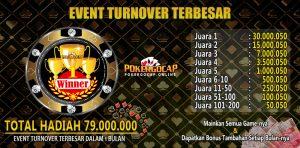 Event Poker Terbesar